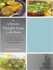 weight loss recipe book