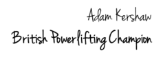 adam kershaw signature